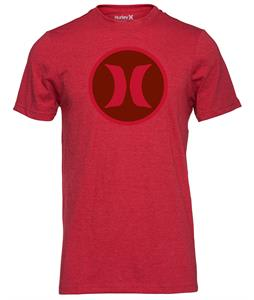 Hurley Block Party Icon T-Shirt