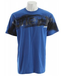 Hurley Blow Out T-Shirt Royal Blue