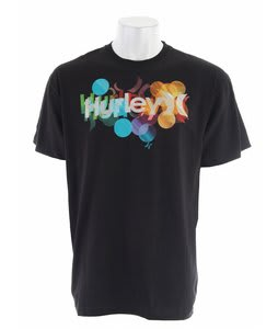 Hurley Boka Only T-Shirt Black