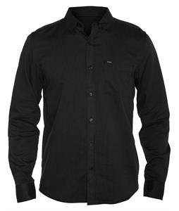 Hurley Coast L/S Shirt Black