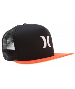 Hurley Color Block Trucker Cap