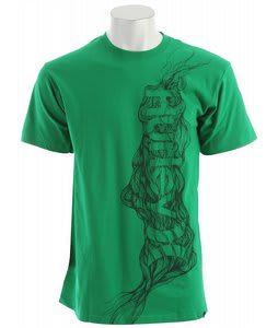 Hurley Constrictor T-Shirt Celtic Green