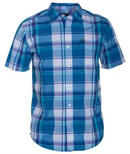 Hurley Copter Shirt Maritime Blue