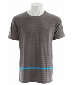 Hurley Cycle Crew Shirt Graphite