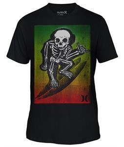 Hurley Death Monkey Premium T-Shirt