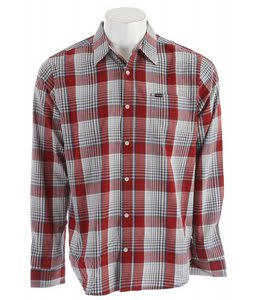 Hurley Dexter L/S Shirt Saffron