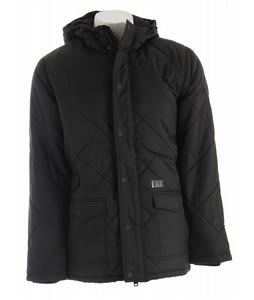 Hurley Disorder Jacket Black