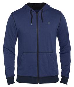 Hurley Dri-Fit Zip Hoodie Midnight Navy