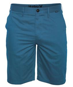 Hurley Dri-Fit Featherweight Chino Shorts Rift Blue