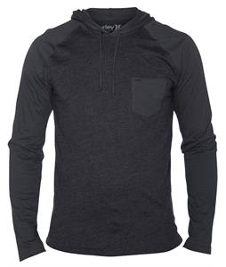 Hurley Durham Pullover Hoodie Heather Black