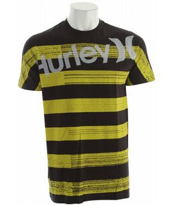Hurley Emblem Premium T-Shirt Black
