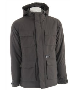 Hurley Focus Jacket Cinder