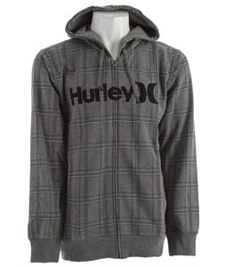 Hurley Gravitation Hoodie Heather Graphite