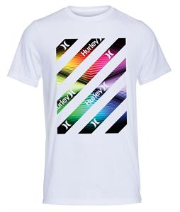 Hurley Hazardous T-Shirt White