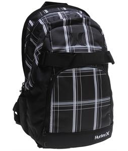 Hurley Honor Roll Backpack Puerto Rico/Black