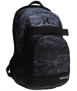 Hurley Honor Roll Backpack Graphite/Camo