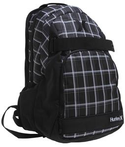 Hurley Honor Roll Backpack Puerto Rico Black 27L