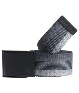 Hurley Honor Roll Web Belt Black