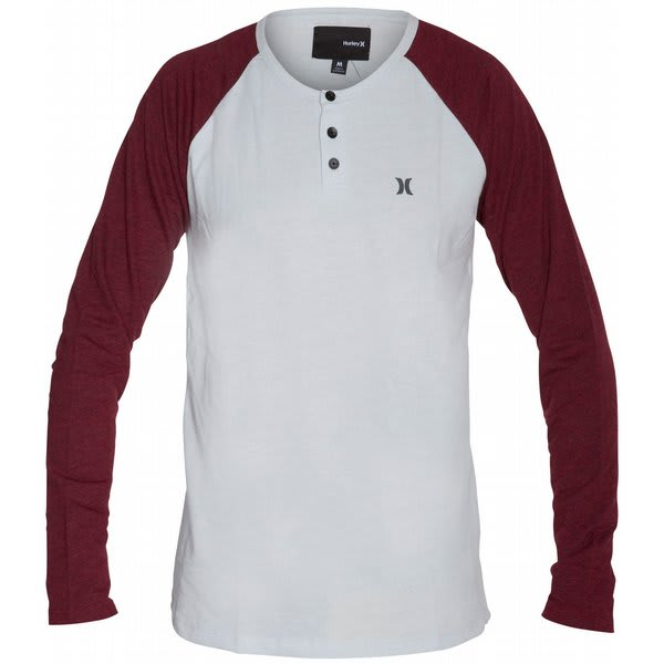Hurley Infield Henley L/S Shirt