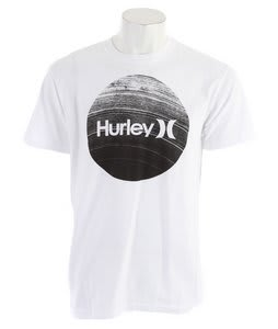 Hurley Krush & Only Boardie T-Shirt White