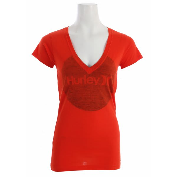 Hurley Krush & Only Perfect V T-Shirt