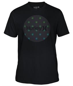 Hurley Krush Premium T-Shirt Black