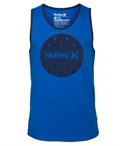 Hurley Krush Tank Hyper Cobalt/Midnight Navy