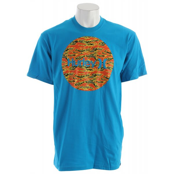 Hurley Krush & Only Tiger Fill T-Shirt