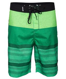 Hurley Level Boardshorts Neon Green