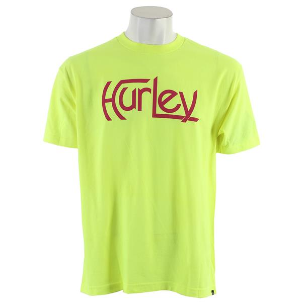 Hurley Loyalty Working Mans T-Shirt