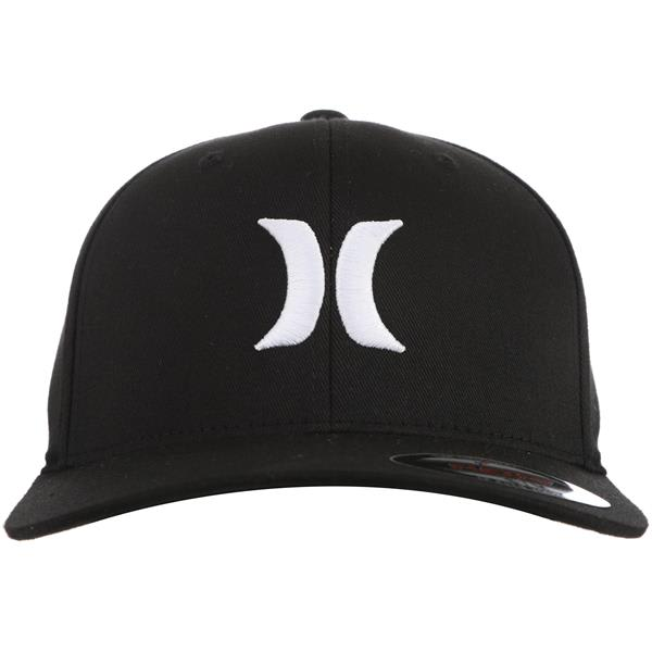 Hurley One & Only Black And White Cap