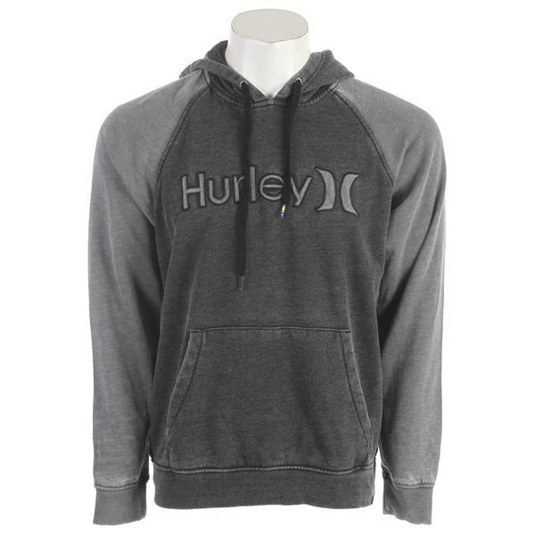 Hurley One & Only Burnout Raglan Hoodie