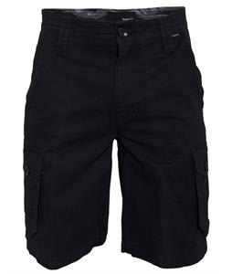 Hurley One & Only Cargo Shorts Black