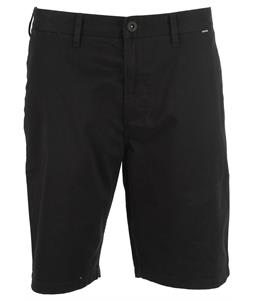Hurley One & Only Chino Shorts Black