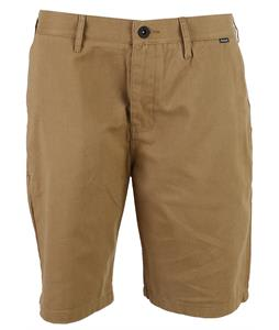 Hurley One & Only Chino Shorts Cardboard Khaki