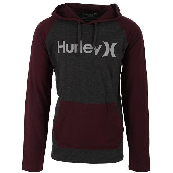 Hurley One & Only Jersey Hood Raglan