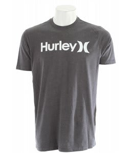 Hurley One & Only Core Premium T-Shirt Black