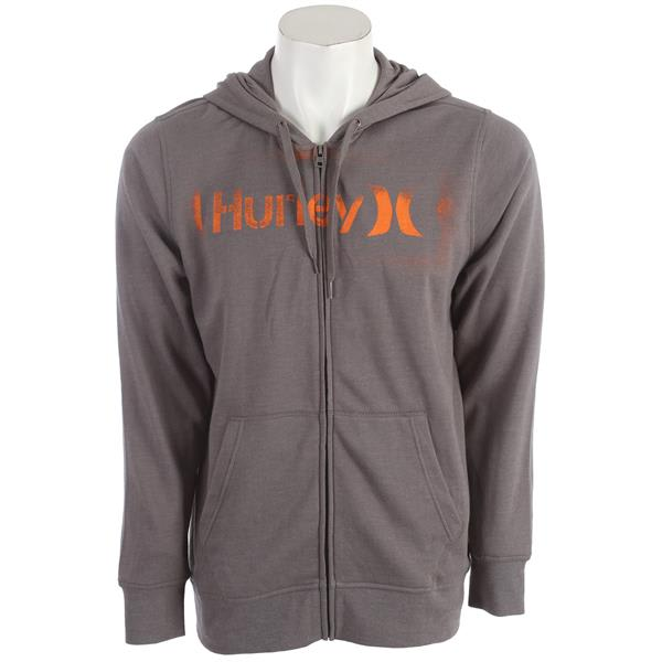 Hurley One & Only Stencil Hoodie