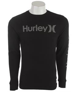 Hurley One & Only Thermal Black