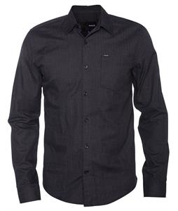 Hurley One & Only 2.0 L/S Shirt Black