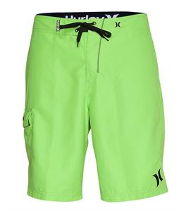 Hurley One & Only Boardshorts Neon Green