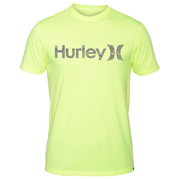 Hurley One & Only Push Through T-Shirt