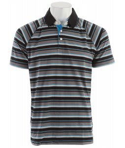 Hurley Only Polo Black