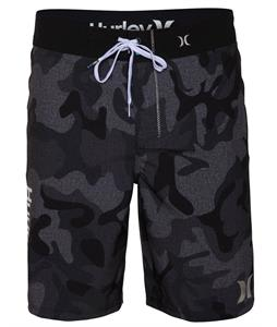 Hurley Phantom Assault Boarshorts Black