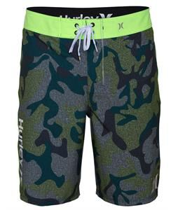 Hurley Phantom Assault Boarshorts Teal