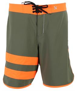 Hurley Phantom Block Party Boardshorts Combat