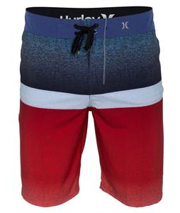 Hurley Phantom Blocked Flight 21in Boardshorts