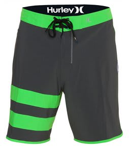 Hurley Phantom Block Party Solid Boardshorts