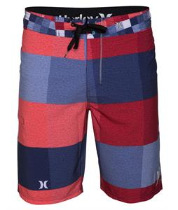 Hurley Phantom Heathered Kingsroad Boarshorts Midnight Navy
