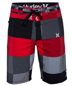Hurley Phantom Kingsroad 2.0 Boardshorts Hot Red
